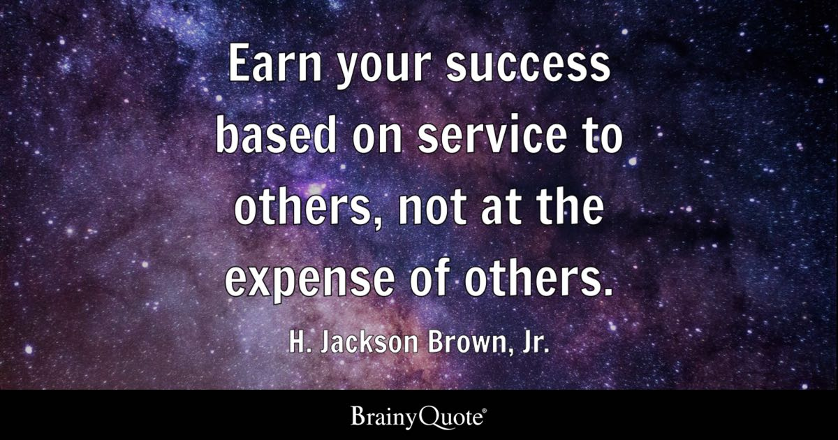 H Jackson Brown Jr Quotes Brainyquote