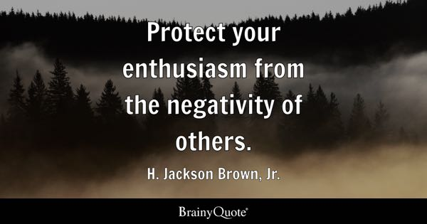 Negativity Quotes Negativity Quotes   BrainyQuote Negativity Quotes