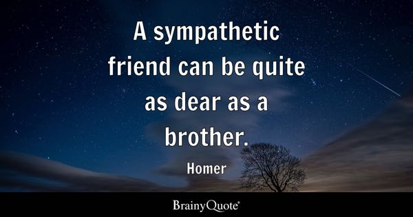 Sympathy Quotes BrainyQuote Mesmerizing Quotes About Sympathy
