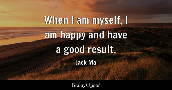 I Am Happy Quotes BrainyQuote Simple Quotes About Happy Leaving