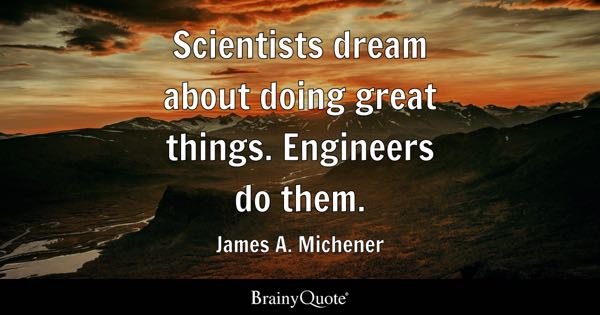 Engineers Quotes Brainyquote