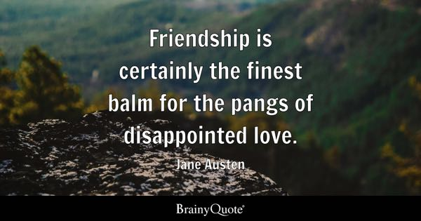 Quotes About Friendship Disappointment Brilliant Disappointed Quotes  Brainyquote