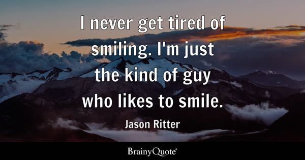 Quotes About Smiles Mesmerizing Smiling Quotes  Brainyquote