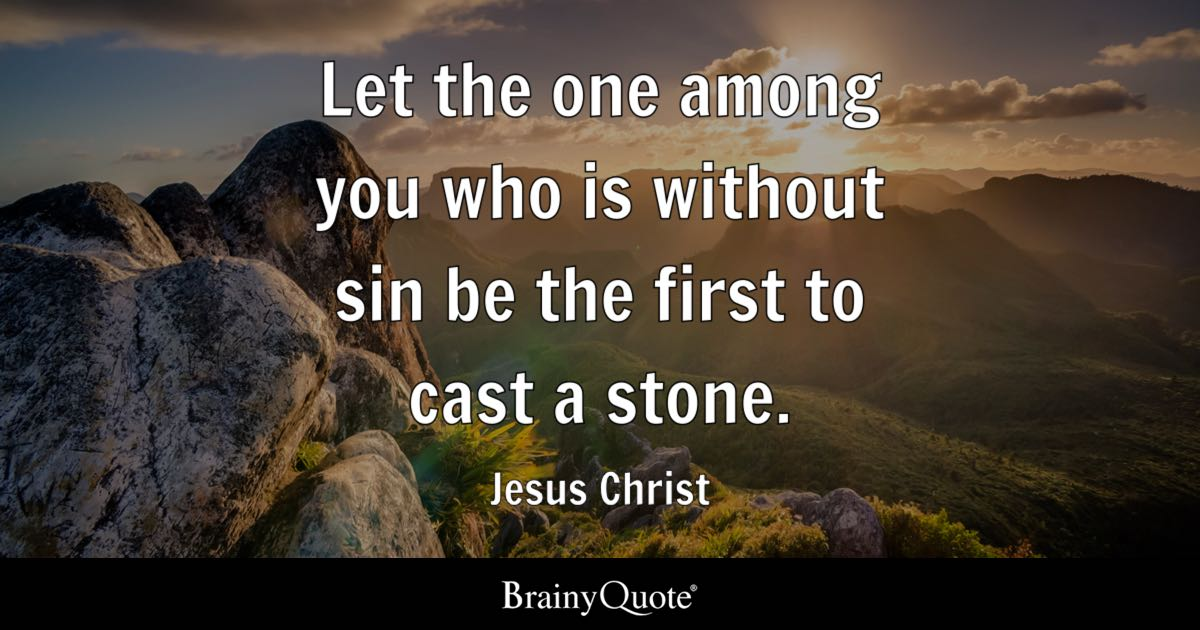 Top 10 Jesus Christ Quotes Brainyquote
