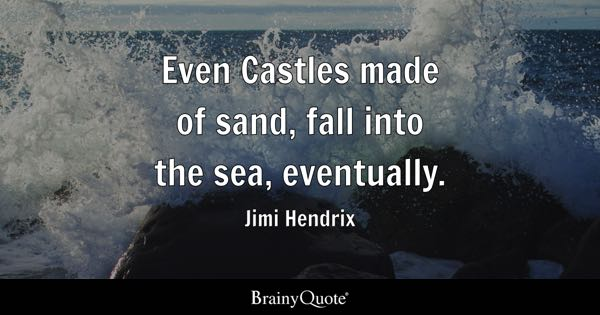 Quotes About Castles Extraordinary Castles Quotes  Brainyquote