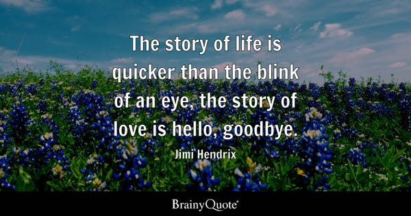 Goodbye Quotes Brainyquote