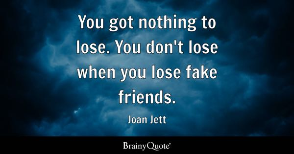 Funny Memes About Fake Friends : Fake quotes brainyquote