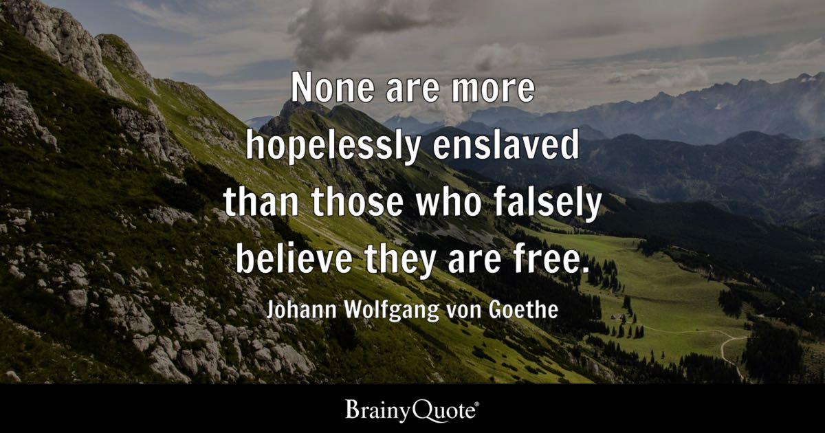 Top 10 Freedom Quotes Brainyquote