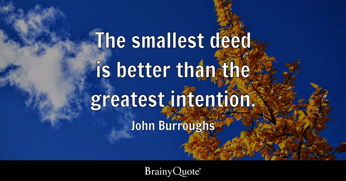 Quote of the Day ~ Wednesday 11 October 2017 Johnburroughs1-2x