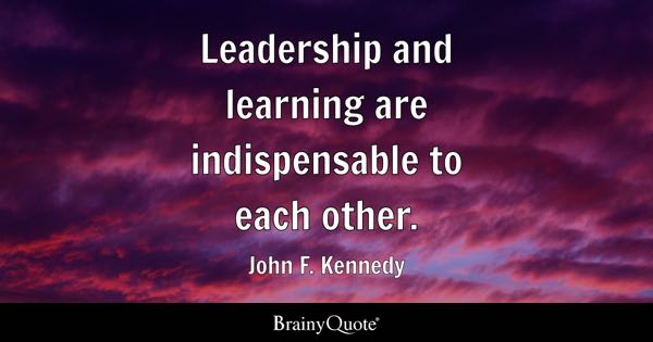 Best Leadership Quotes Awesome Leadership Quotes BrainyQuote
