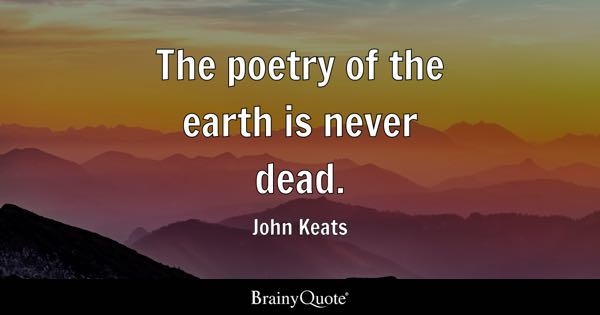 Poetry Quotes - BrainyQuote