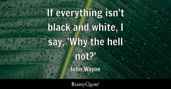 Quotes About Black And White Enchanting Black And White Quotes BrainyQuote