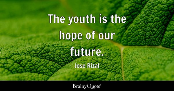 Youth Quotes Brainyquote