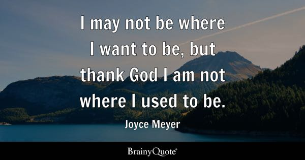 Thank God Quotes Brainyquote