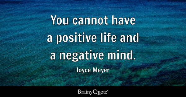 Negative Quotes Brainyquote