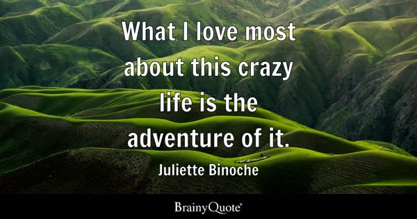 Quotes On Adventure Simple Adventure Quotes  Brainyquote
