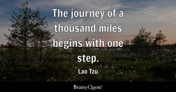 Life Journey Quotes Inspirational Entrancing Journey Quotes  Brainyquote