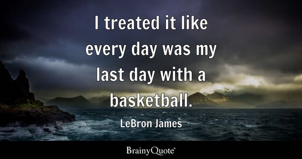 Quotes For Basketball Magnificent Basketball Quotes  Brainyquote