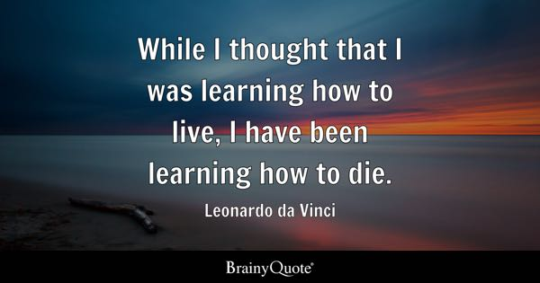 Death Quotes BrainyQuote Best Quotes For Life And Death