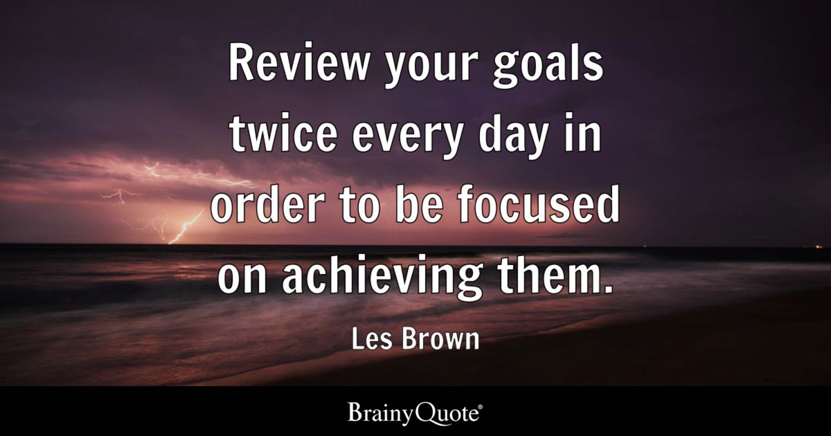 Les Brown Quotes Gorgeous Les Brown Quotes  Brainyquote