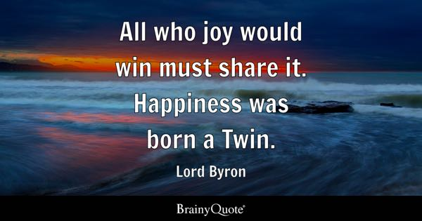 Twin Quotes BrainyQuote Adorable Twin Quotes