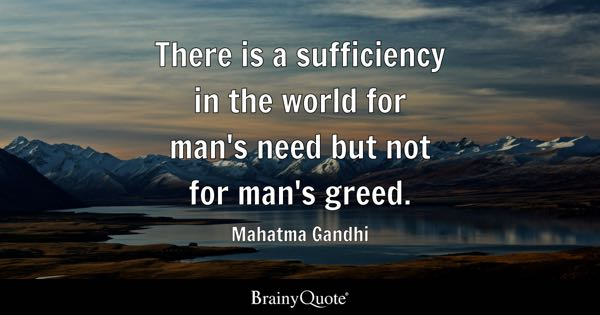 Greed Quotes Brainyquote