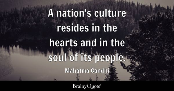 Quotes On Culture Delectable Culture Quotes  Brainyquote