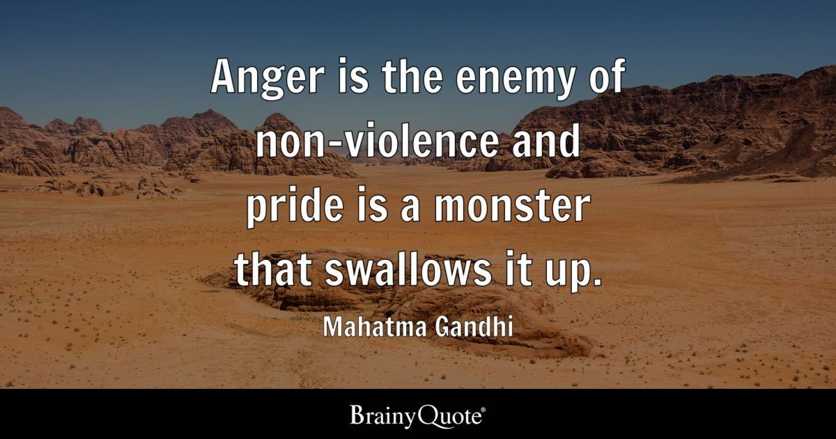 Gandhi Quotes On Peace Inspiration Mahatma Gandhi Quotes BrainyQuote