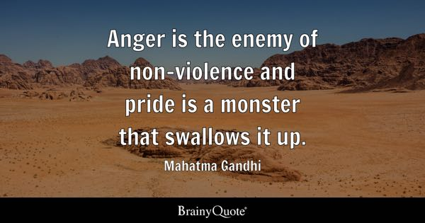 NonViolence Quotes BrainyQuote New Violence Quotes