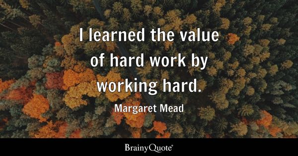 Hard Work Quotes BrainyQuote Cool Quotes Hard Work