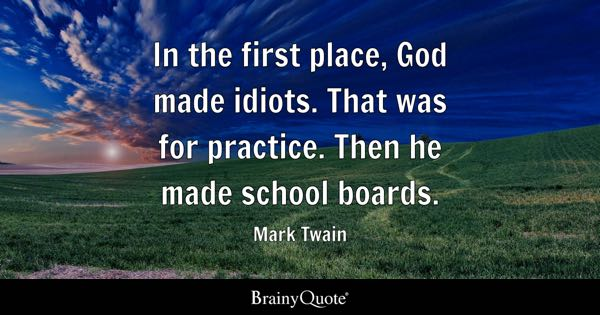 School Quotes Brainyquote