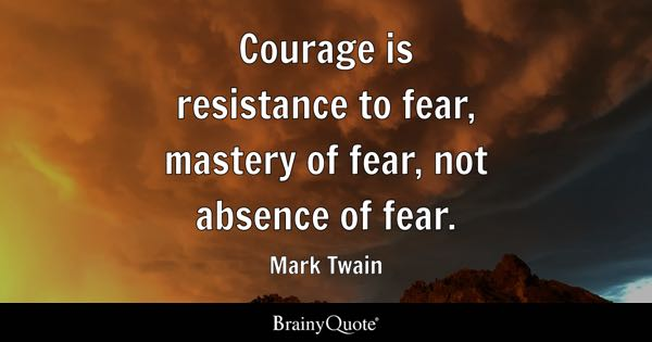 Fear Quotes Enchanting Fear Quotes  Brainyquote