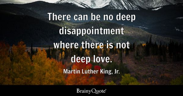 Deep Quotes About Love Beauteous Deep Love Quotes  Brainyquote