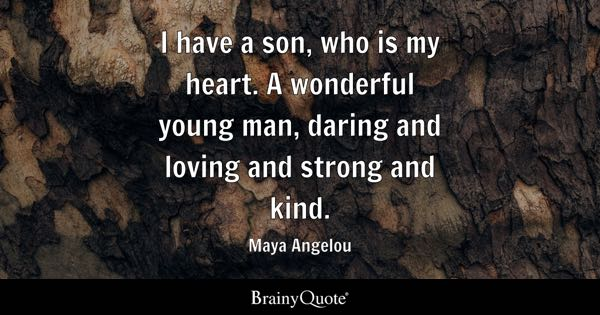 Son Quotes Brainyquote