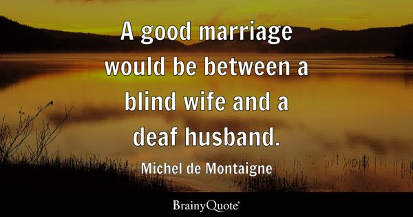 Marriage Quotes Brainyquote