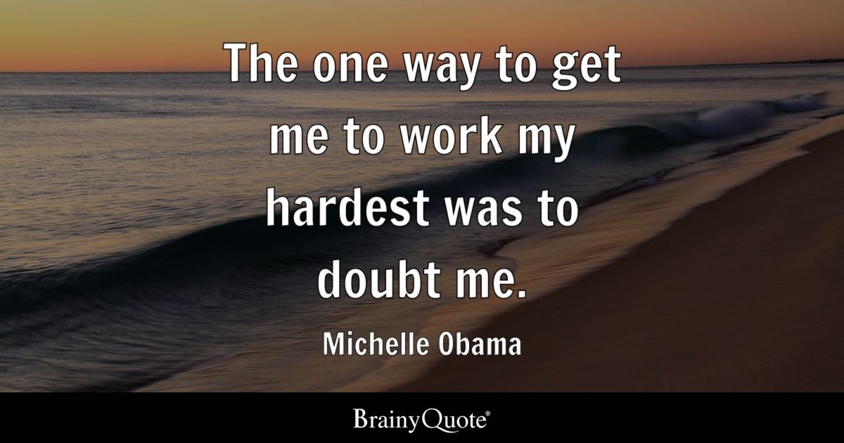 Michelle Obama Quotes Unique Michelle Obama Quotes BrainyQuote