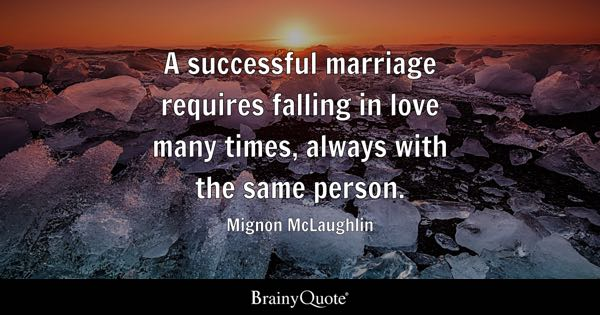 Marriage Quotes BrainyQuote Cool Marriage Quotes