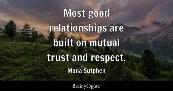 Quotes Respect Cool Respect Quotes  Brainyquote