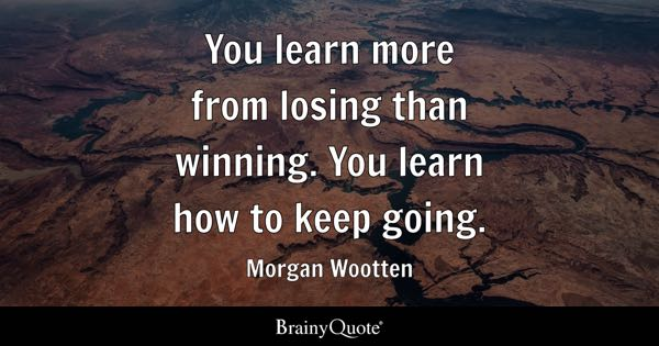 Winning Quotes BrainyQuote Extraordinary Winning Quotes