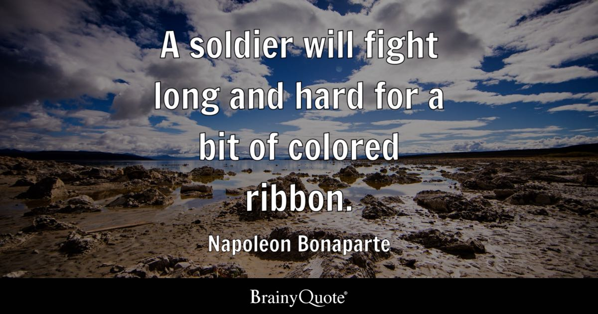Napoleon Bonaparte Quotes Brainyquote