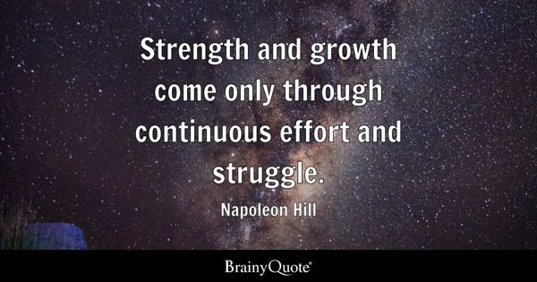 Quotes About Strength Awesome Strength Quotes  Brainyquote