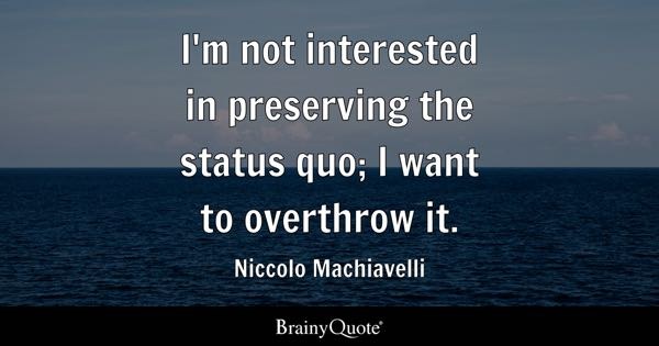 an introduction to the life of niccolo machiavelli Machiavelli, niccolo 1909-14 the prince  other writings followed and in the last year of his life we find him again in active life, this time as a soldier.