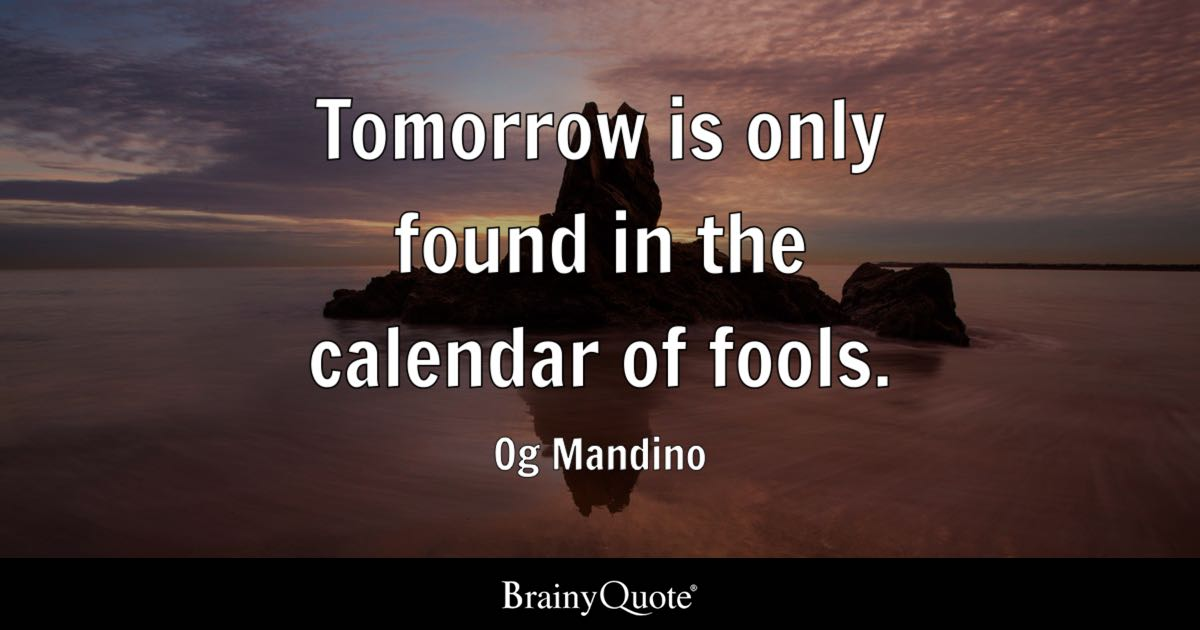 Og Mandino Quotes Custom Og Mandino Quotes BrainyQuote