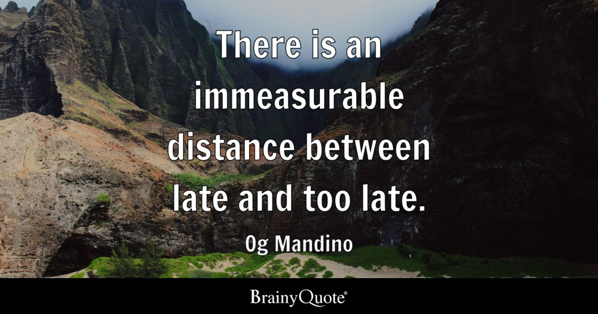Og Mandino Quotes Extraordinary Og Mandino Quotes BrainyQuote