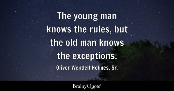 Old Man Quotes Brainyquote