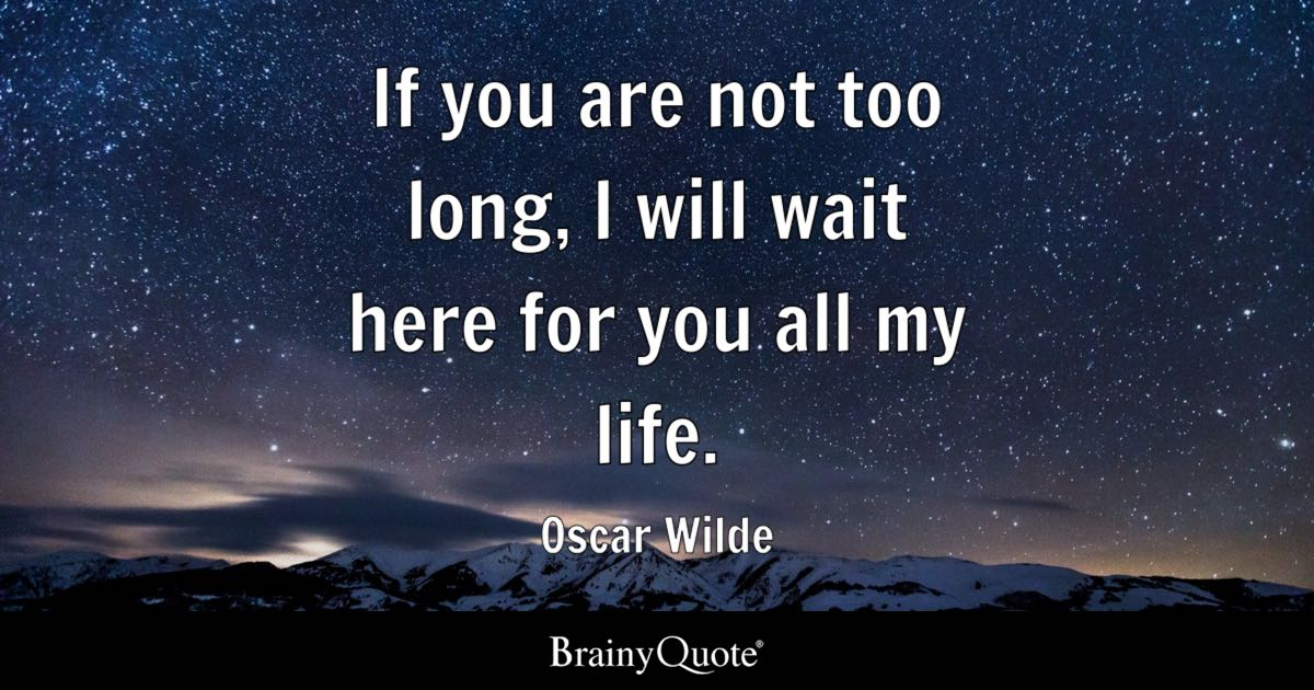 Married But In Love With Someone Else Quotes Amazing Oscar Wilde Quotes  Brainyquote