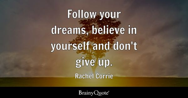 Follow Quotes Brainyquote