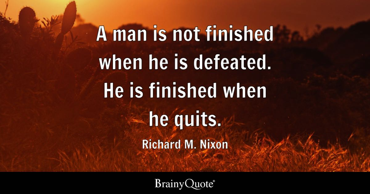 Richard Nixon Quotes Adorable Richard M Nixon Quotes BrainyQuote