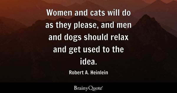 Cats Quotes Brainyquote