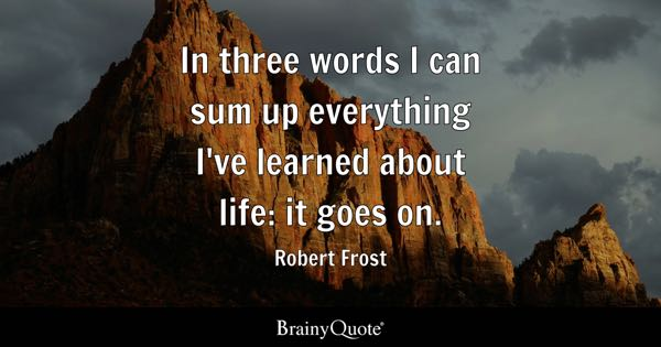 Robert Frost Quotes BrainyQuote Best Famous Quotes About New Year